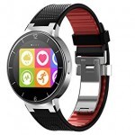 Alcatel OneTouch Watch – Smartwatch (pantalla 1.22″, 512 MB RAM, Chipset STM429, Android 4.3), negro y rojo en oferta