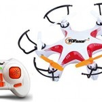Top Race??Hexacopter Drone UFO 4 Channel 5 inch Quadcopter 2.4GHz 6-Axis Gyro TR-MQ6 by Top Race en oferta