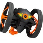 Parrot – MiniDrone Jumping Sumo, color negro (PF724001)