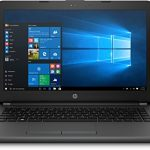 HP 240 – Ordenador portátil de 14″ (Intel Core i3-7020U, 8 GB de RAM, 128 GB de Disco Duro, Windows 10 Home) Color Negro