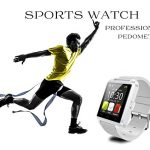Smart Watch – U8 Bluetooth WristWatch U8 U Watch for Android IOS iphone Samsung Galaxy HTC (white) en oferta