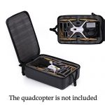 Ocamo Para Hubsan H501S RC Drone Portable Carry Case Mochila Hard Shell Storage Box Versión estándar